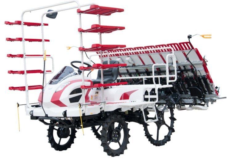 洋馬YR90D高速乘坐式插秧機
