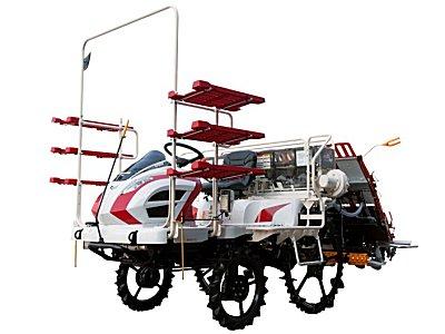 洋马YR60DZF高速乘坐式插秧机