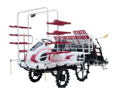 洋马YR80D高速乘坐式插秧机