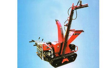 森海3GS-102自走式果枝粉碎机