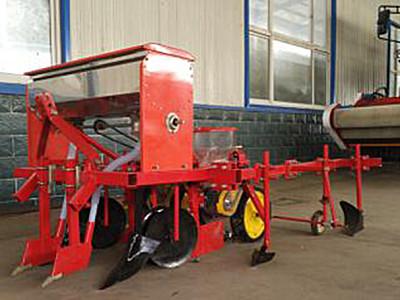 谷耘丰2MB施肥铺膜点播机(鲜食玉米播种机)