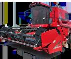 新疆牧神4LZ-8型自走式谷物聯合收割機