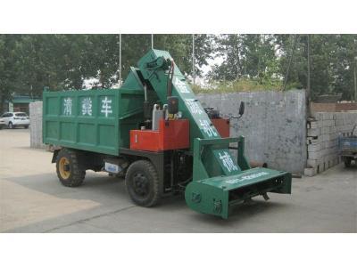 宾利达QFC-5立方自走式清粪车