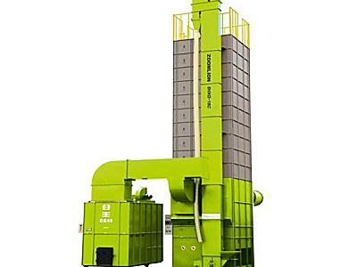 中联谷王DC100横流式谷物烘干机
