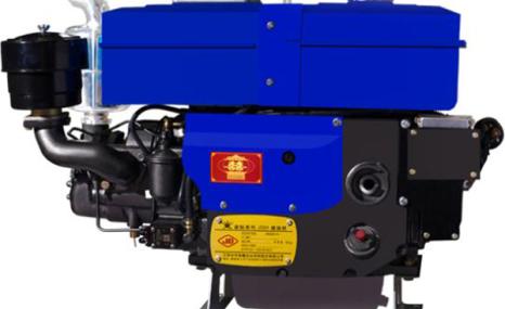 江动JD24单缸柴油机