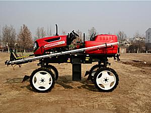 青州隆科3WPZ-700B自走式喷杆喷雾机