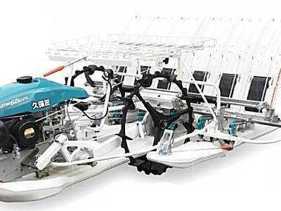 久保田2ZS-6C(SPW-68C25)手扶式插秧机