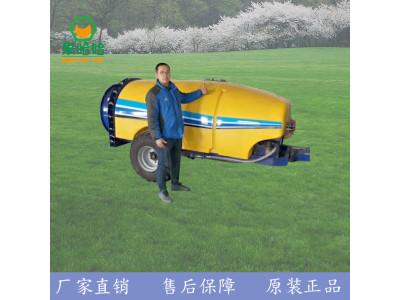果哈哈3吨王牵引式果园打药机
