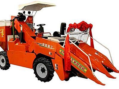 常美4YZP-2玉米收获机