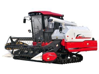 東方紅4LZ-5.5全喂入履帶式谷物聯合收割機