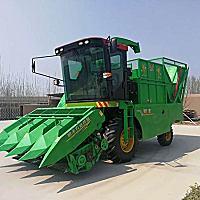 新鄉銀豐4YZB-4玉米收獲機