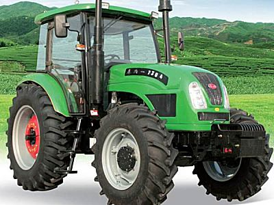 泰山1304輪式拖拉機