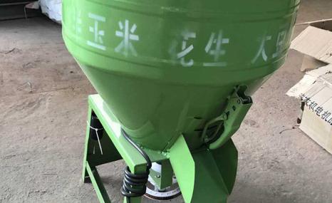 豫金秋60型多功能拌种机