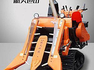 巴山4LZ-0.4小型收割机