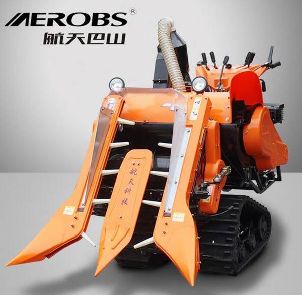 4LZ-0.4小型收割机