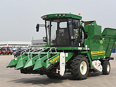 五征4YZP-4XH1玉米收割機