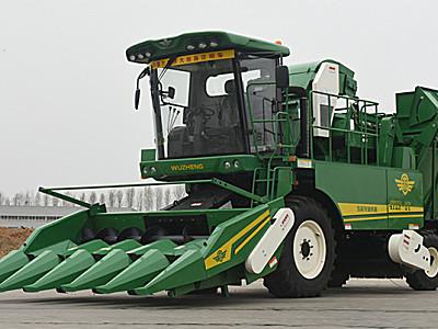 五征4YZP-5Y玉米收割機