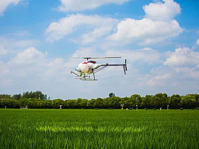 汉和水星一号电动单旋翼植保无人机