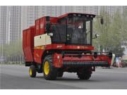 中联收获4HZJ-2500花生收获机