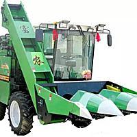 富農4YZ-3玉米收獲機