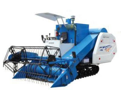 柳林4LZ-4.0A1全喂入水稻联合收割机