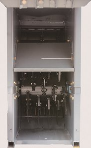 沃得超級飛龍4LZ-5.0S聯合收割機加寬排草口和切草器