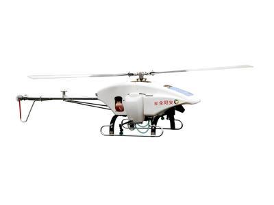 全丰航空3WQF120-12型智能油动单旋翼农用植保无人机