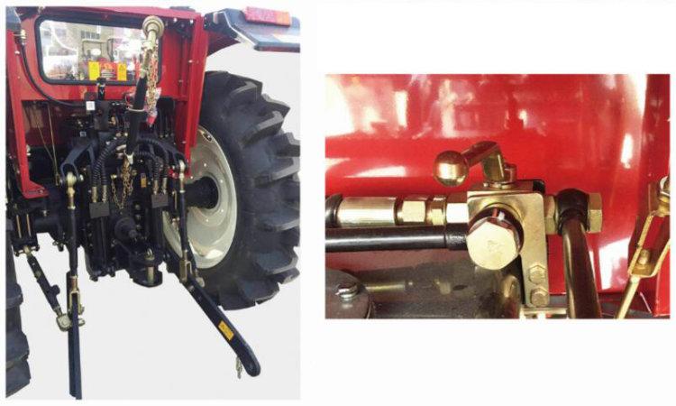 沃得奧龍WD1004C拖拉機細節圖