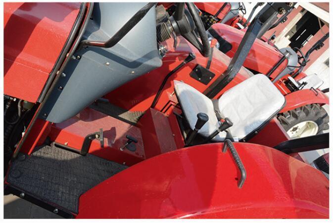 沃得奧龍WD504K輪式拖拉機細節
