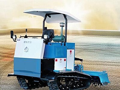 柳林1GZ60/65履帶自走式旋耕機