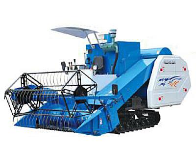 浙江柳林4LZ-5.2A履帶式谷物聯合收割機