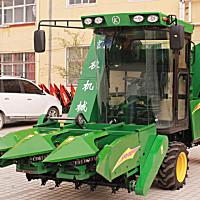 凯农4YZ-3A自走式玉米网站收获机