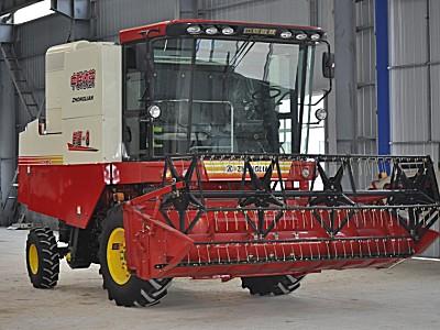中聯收獲新疆4LZ-8A谷物聯合收割機