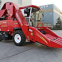福格森4YZ-4H自走式玉米收割機
