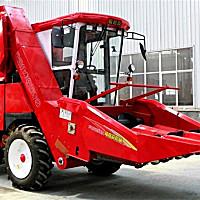 福格森4YZ-3F自走式玉米收割机