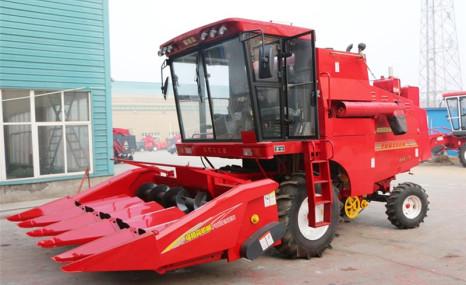 洛阳福格森4YL-5自走式玉米籽粒雷电竞raybet08