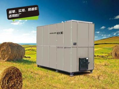 中聯谷王DE系列環保節能型熱風爐