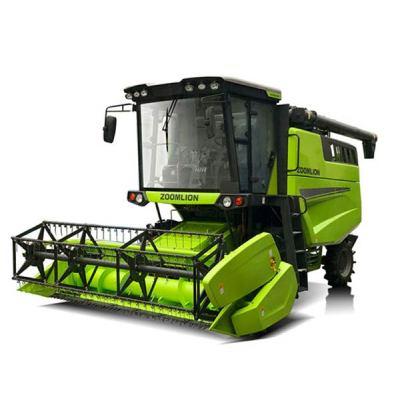 中聯谷王TE80小麥收割機