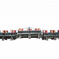 鑫昌盛2MBJ-3/18機械式鋪膜播種機