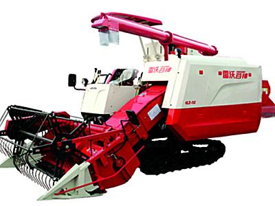 雷沃RG50(4LZ-5G)型水稻收割机