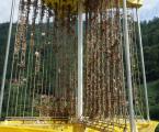 尚科太陽能殺蟲燈頻振式農用燈SK-TFS10