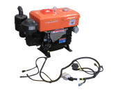 DH1100柴油机