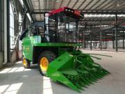 4QZP-3000青贮饲料收获机