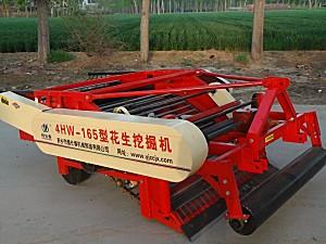 豫长春4HW-165型花生收获机