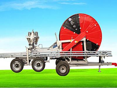 農哈哈SD系列新型絞盤平移式淋灌機