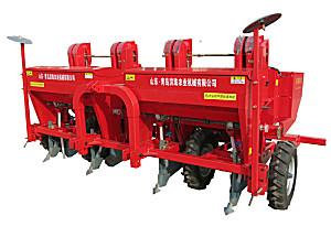 洪珠2CM-4/4W马铃薯种植机