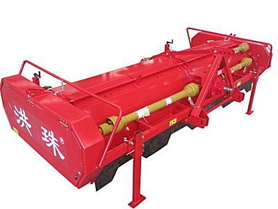 洪珠1JH-360大型馬鈴薯殺秧機