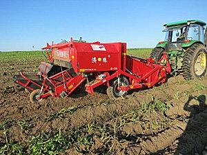 洪珠4U-170大型马铃薯收获机