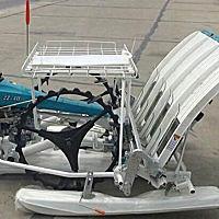 谷宝2Z-4H手扶式水稻插秧机