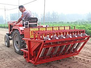 玛丽亚2BU-7大蒜播种机